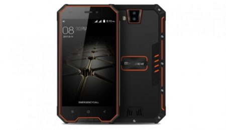 Blackview BV4000 Tri-proof – un 'rugged phone' impermeabile