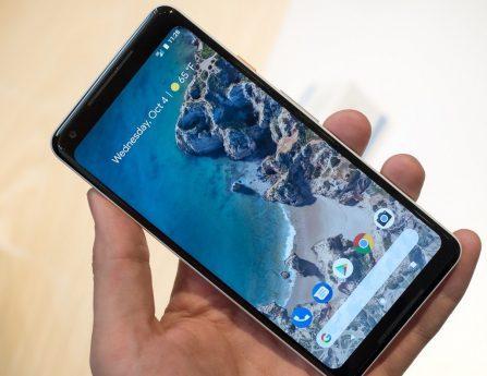 Google Pixel 2 XL – design e prestazioni avanzatissime