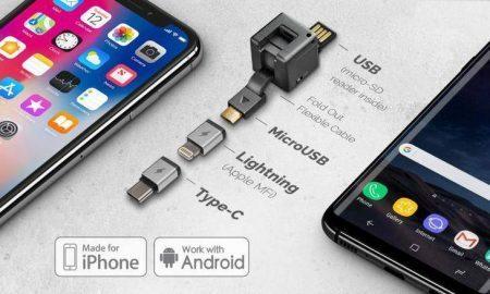 WonderCube Pro: accessorio multifunzionale per smartphone