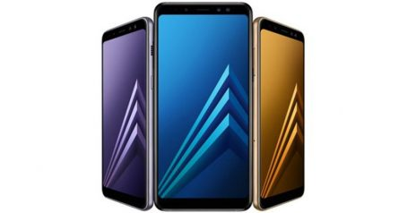 "Samsung presenta Galaxy A8, con display ""Infinity"""