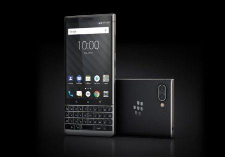 BlackBerry KEY2, per chi non può fare a meno della tastiera sullo smartphone