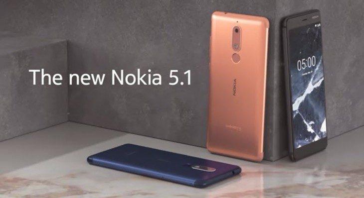 Nokia 5.1 – la rivisitazione di un modello classico