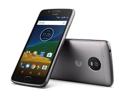 Motorola G5: un ottimo telefono a poco più di 100 euro