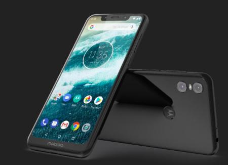 Motorola One: smartphone di fascia media con il sistema operativo Android One