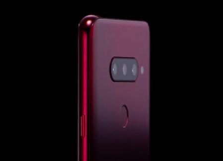 LG V40: uno smartphone con 5 fotocamere