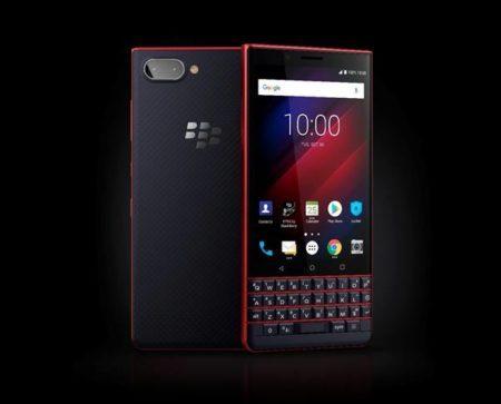 BlackBerry KEY2 LE Atomic – smartphone con tastiera fisica, elegantissimo