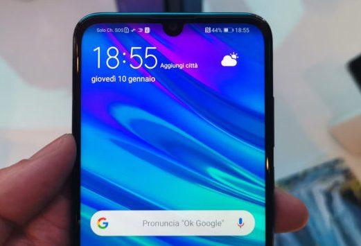 Huawei P Smart 2019: le principali caratteristiche