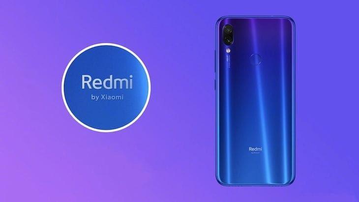 Redmi Note 7, uno smartphone con fotocamera da 48 megapixel
