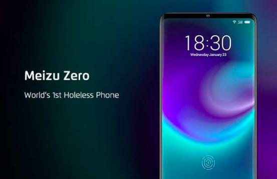 Meizu Zero: il primo telefono senza porte e pulsanti