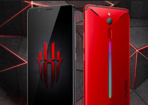 Nubia Red Magic Mars: uno smartphone coi fiocchi per il gaming