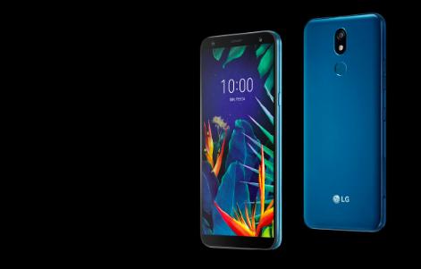 LG K40: uno smartphone con IA integrata