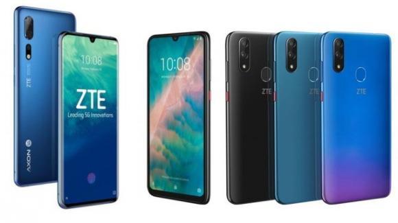 Axon 10 Pro 5G: il primo smartphone di ZTE con connettività 5G