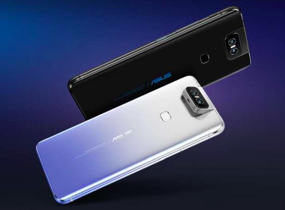 Asus ZenFone 6: lo smartphone con fotocamera ribaltabile