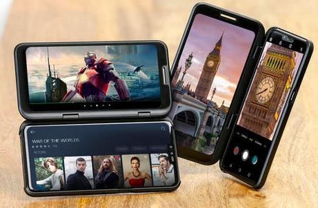 LG V50 ThinQ: lo smartphone con il doppio schermo