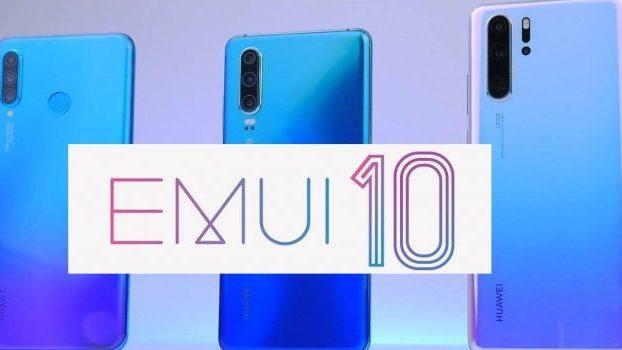 In arrivo l'interfaccia EMUI 10 con Android Q
