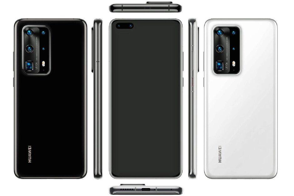 Huawei P40 e la sua versione più potente