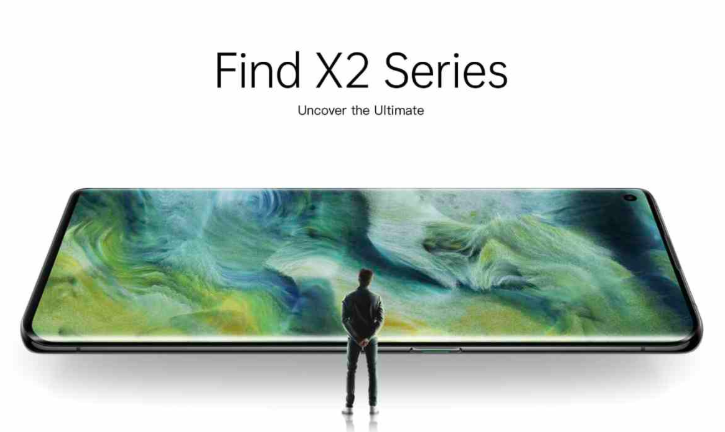 Oppo presenta la nuova serie Find X2