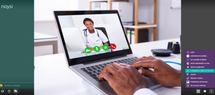 Noysi: videoconferenze gratuite senza limiti di tempo