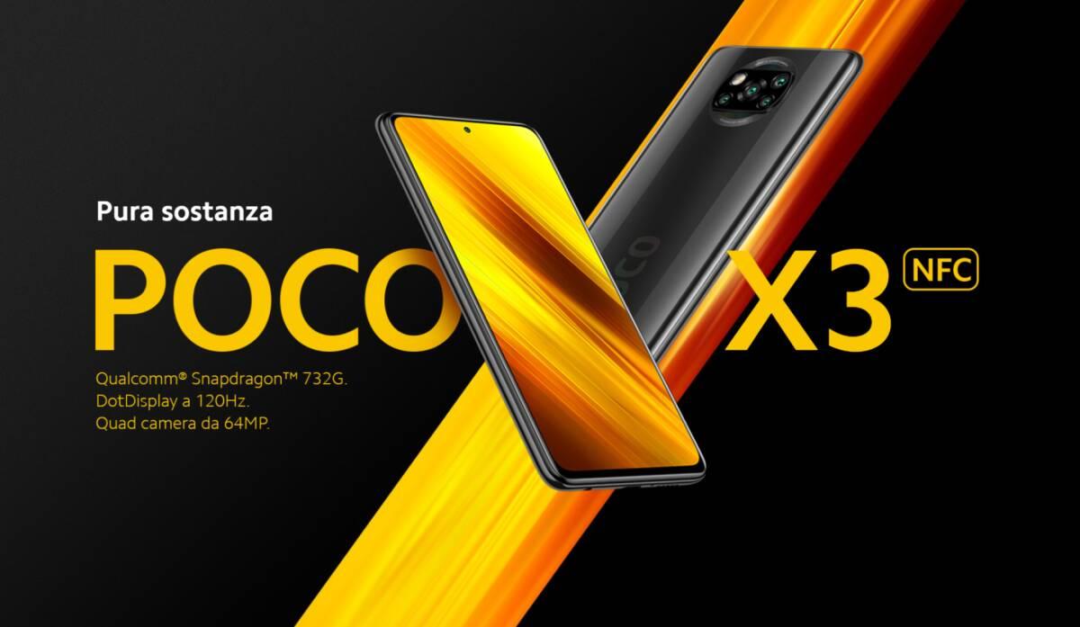 Poco X3 NFC: uno smartphone economico perfetto per i videogamer