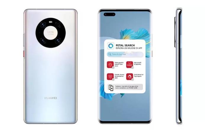 Huawei Mate 40 Pro: principali caratteristiche