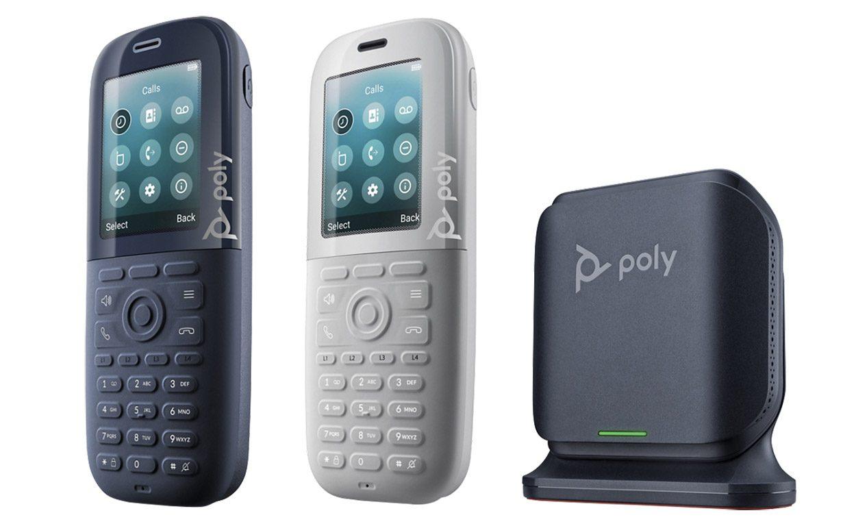 Poly Rove: il telefono cordless DECT con protezione antimicrobica