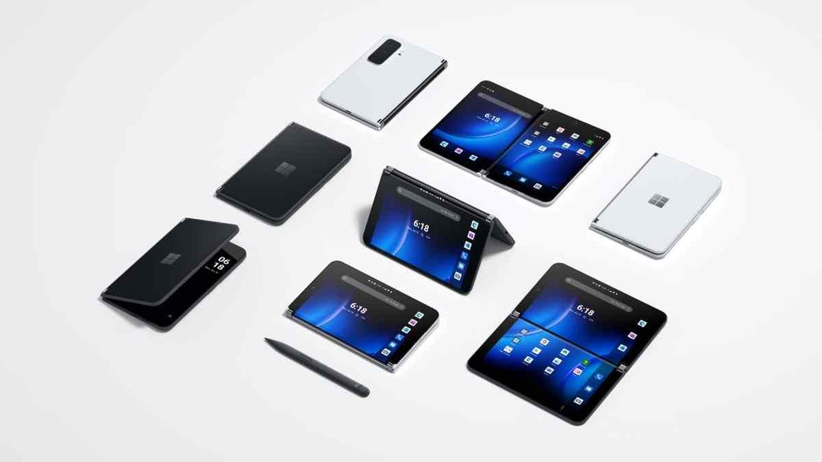 Surface Duo 2: il nuovo smartphone pieghevole di Microsoft