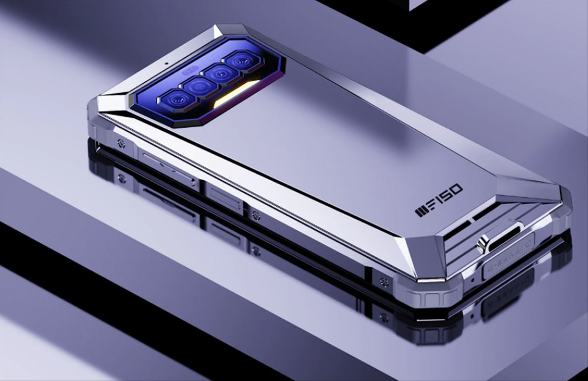 iiiF150 R2022: un rugged phone per il gaming