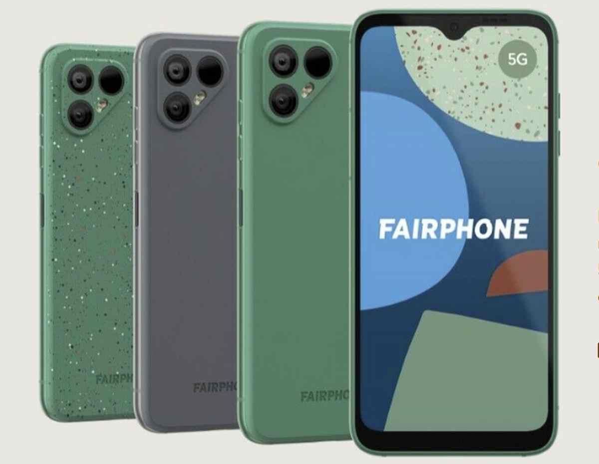 Fairphone 4: potente, con 5G ed equosolidale