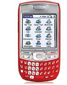 Treo 680 rosso